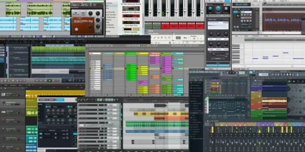 نرم افزارهای آهنگسازی استودیویی