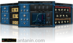 آموزش تخصصی پلاگین Audio Destructor کمپانی Blue Cat