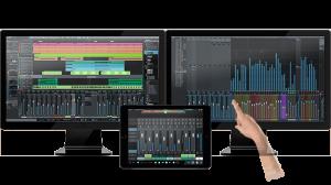 studio one-multi monitor touch